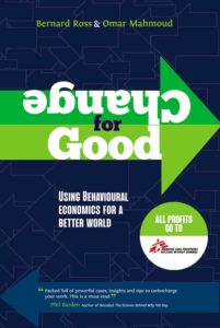 Change For Good - Book Cover w Sticker