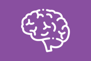 Services | Brain Graphic - purple