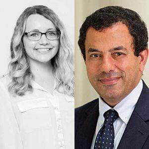Madeleine Croucher & Omar Mahmoud