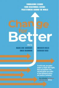 Change For Better - Book Cover (2021)