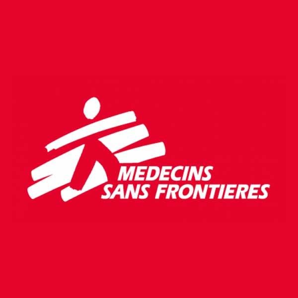 Medicins Sans Frontieres / Doctors Without Borders (Logo)